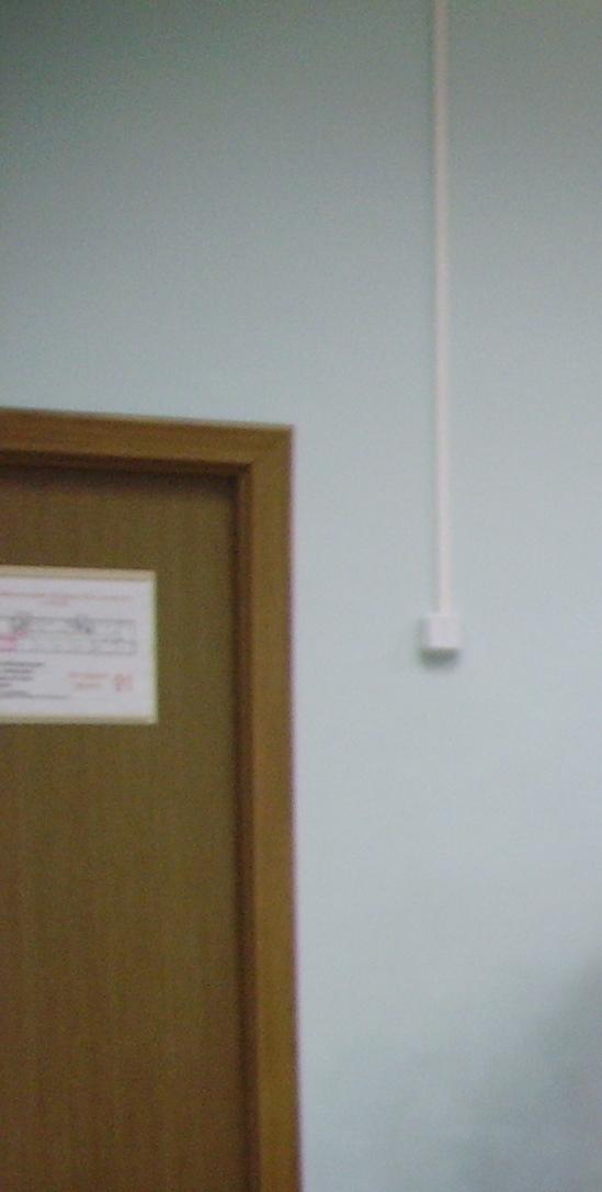 кабинет комплексной безопасности в  ГБОУ сош 508